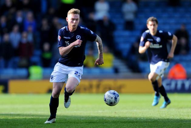 Soccer - Sky Bet Championship - Millwall v Watford - The New Den