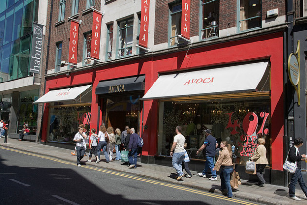 We won't be exchanging butter for margarine': Avoca sold to a US catering  giant