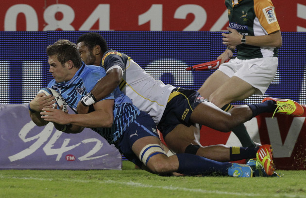 South Africa Super Rugby