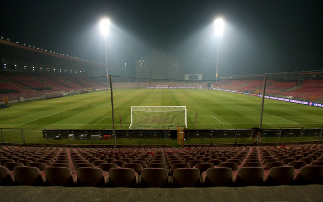 A view of Stadion Bilino Polje