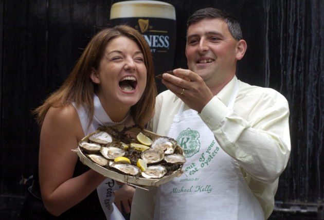 GALWAY OYSTERS FESTIVALS