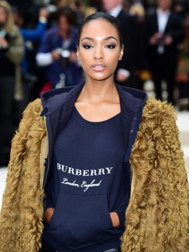 Burberry Arrivals - London Fashion Week 2015