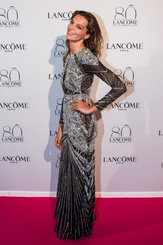 France Paris Fashion Lancome Party
