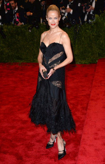 Costume Institute Benefit Gala at the Metropolitan Museum - New York