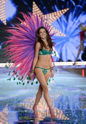 2015 Victoria's Secret Fashion Show - Runway - New York