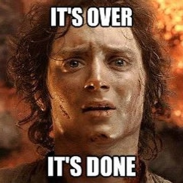 How I felt leaving work today after going back from my 4 day weekend. #wrecked #tired #hungover #longweekend #work #itsover #itsdone