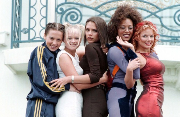 Spice Girls in Cannes 2