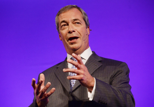 Nigel Farage comments