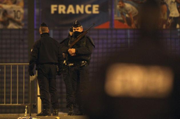 France Paris Shooting