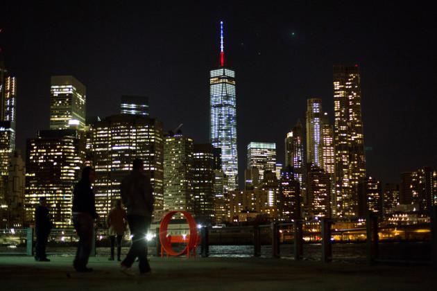 France Paris Shooting New York