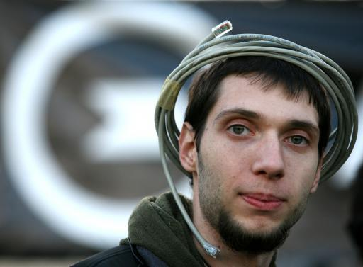 BULGARIA BIT TORRENT USERS PROTEST