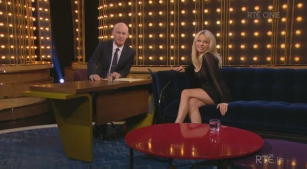 Ray D'Arcy is under fire for his 'sexist' interview with