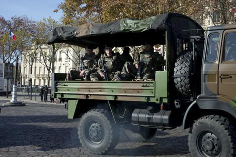 France Paris Attacks