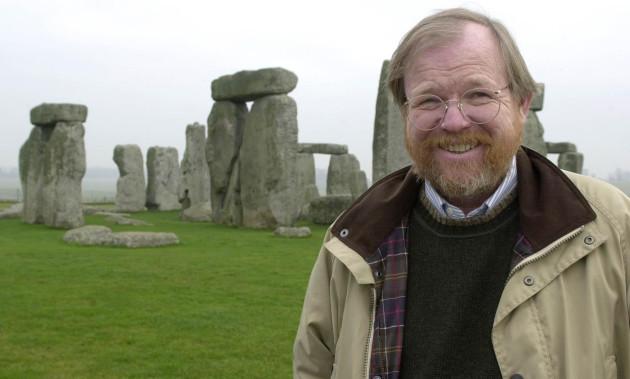 Bill Bryson Stonehenge