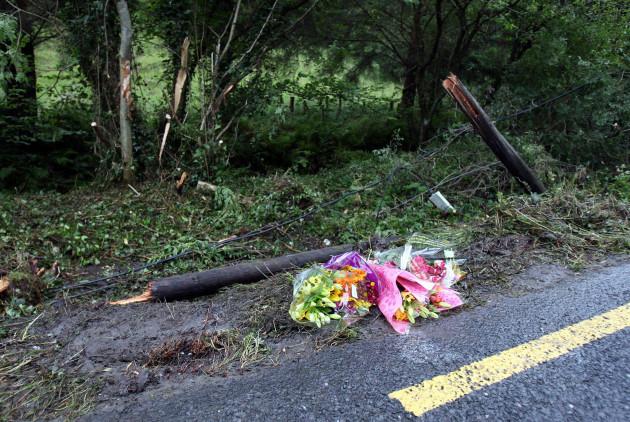 Donegal car crash