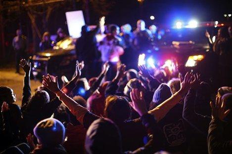 Police Shooting-Minneapolis