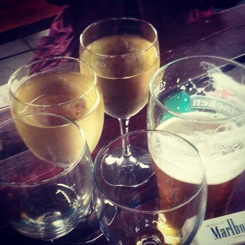 Drinks with the girls #thursdaypints