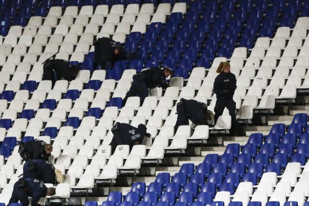 Germany Netherlands Soccer