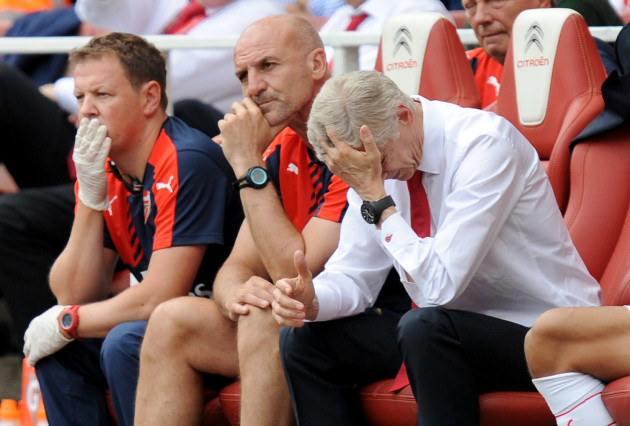 Soccer - Arsene Wenger File Photo