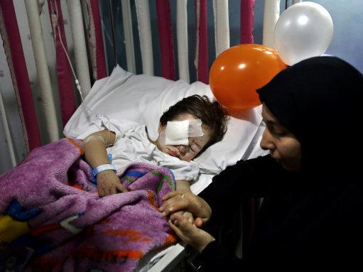 Mideast Lebanon Iraq Islamic State Double Standard