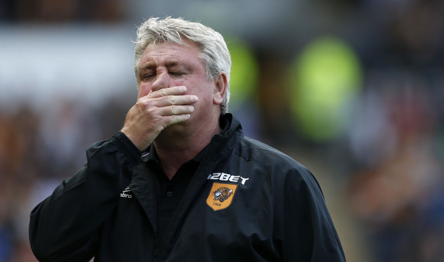 Soccer - Barclays Premier League - Hull City v Manchester United - KC Stadium