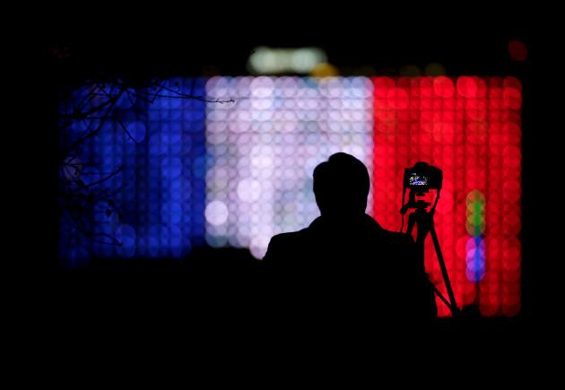 Paris Attacks Kansas City