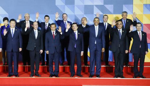 Philippines APEC Family Photo