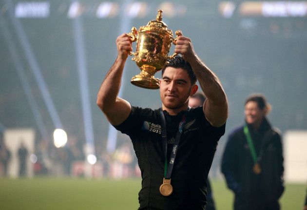 Rugby Union - Rugby World Cup 2015 - Final - New Zealand v Australia - Twickenham