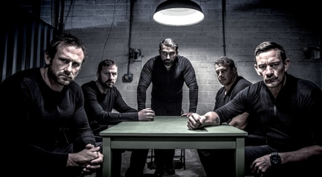 Television - SAS: Who Dares Wins