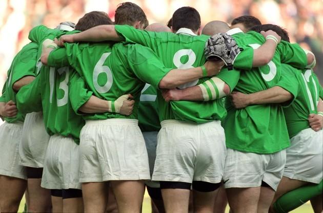 Irish team 19/3/2000
