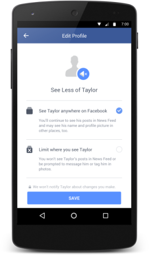 Facebook wants to end the nightmare of seeing everything your ex is