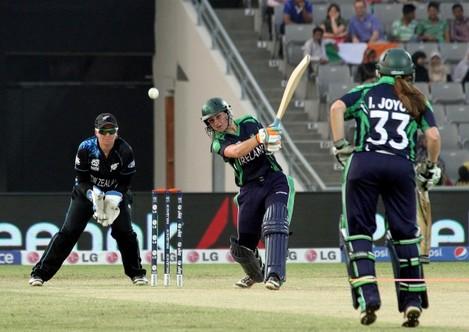 Clare Shillington batting