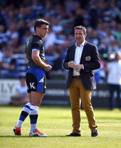 Rugby Union - Aviva Premiership - Semi Final - Bath Rugby v Leicester Tigers - Recreation Ground