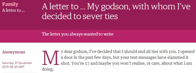 guardian letter