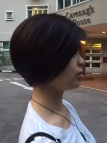 The Internet Is Obsessed With This Girl S Secretly Dyed Hair