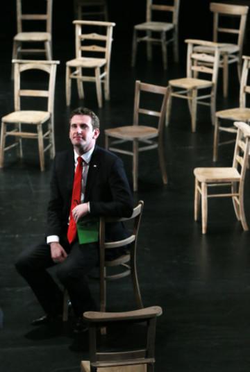 Launch of Dublin's Abbey Theatre's 2016 programme