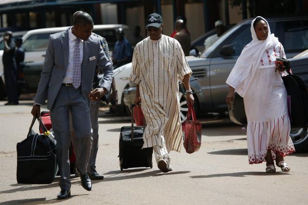 Mali Hotel Attack