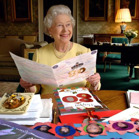 Queen's reign in pictures
