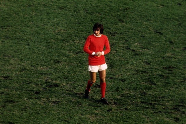 Soccer - Manchester United - George Best