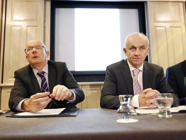 File Photo The IFA General Secretary Pat Smith has resigned from his position. The resignation comes in the wake of calls from grassroot members of the IFA and one of the most senior members of the organisation to make known to its Executive Council the s