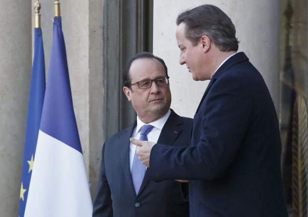 France Britain Paris Attacks