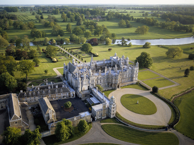 Rambling Property of Burghley House