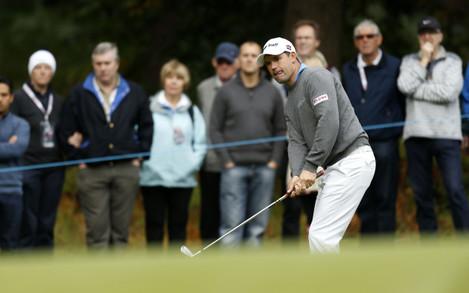 Golf - British Masters - Day Three - Woburn Golf Club