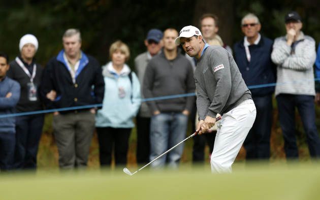 Golf - British Masters - Day Three - Woburn Golf Club