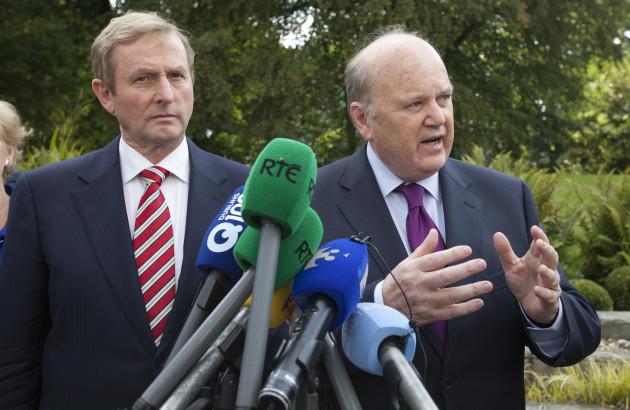 12/9/2014. Fine Gael Think Ins