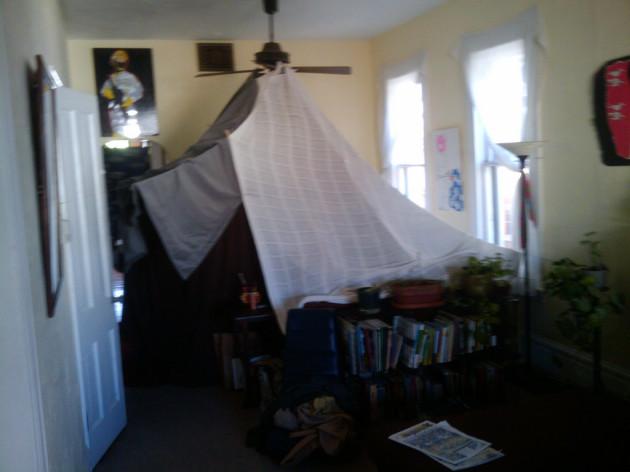 Blanket Fort 2009