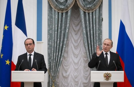 Russia Mideast France