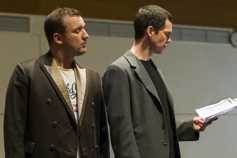 Rory Nolan and Marty Rea (2)