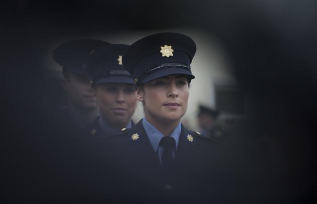 23/7/2015. Garda Passing Out Parades