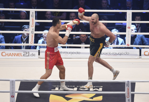 Germany Boxing